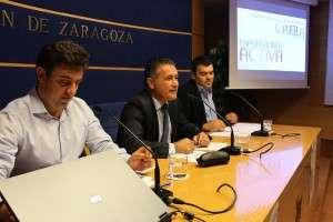 Rueda de prensa de presentación de la Feria ExpoAlfindén Activa