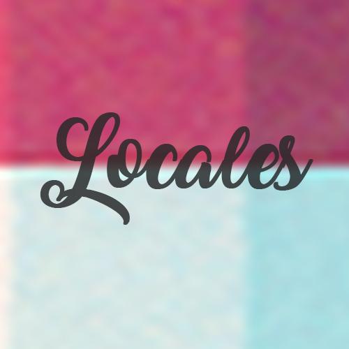 vendedores locales