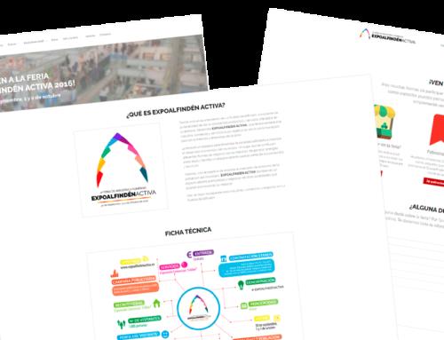 ¡Actualizamos la web de Expoalfindén Activa!
